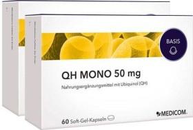 Medicom QH Mono 50mg Weichkapseln, 120 Stück (2x 60 Stück)