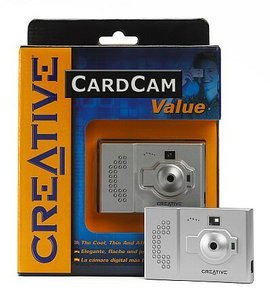 Creative CardCam Value