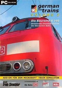 Microsoft Train Simulator - German Trains Volume 2: Die Baureihe V 160 (Add-on) (deutsch) (PC)
