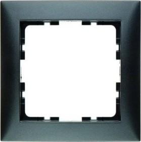 Berker S.1 Rahmen 1fach, anthrazit matt (10119949)