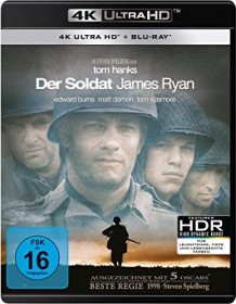 Der Soldat James Ryan (4K Ultra HD)