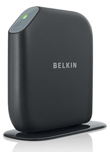 Belkin Surf+ Wireless Router, 300Mbps (MIMO) (F7D2401)