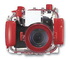 Olympus PT-020 underwater case (N1456692)