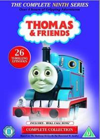 Thomas And Friends Season 9 (DVD) (UK)
