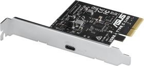 ASUS USB 3.1 TYPE-C CARD, 1x USB-C 3.1, PCIe 2.0 x4 (90MC03D0-M0EAY0)