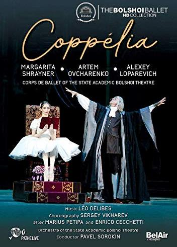 Leo Delibes - Coppelia -- via Amazon Partnerprogramm