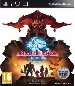 Final Fantasy XIV: A Realm Reborn (MMOG) (PS3)