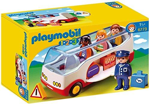 playmobil - 1.2.3 - Reisebus (6773) -- via Amazon Partnerprogramm