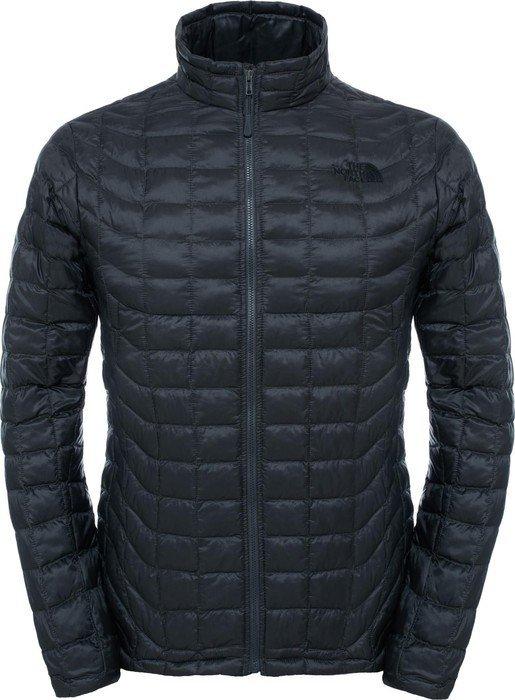 The North Face Thermoball Jacket asphalt grey/fusebox grey (mens ...