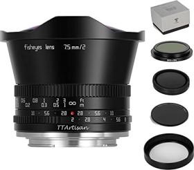 TTArtisan 7.5mm 2.0 fisheye for Canon RF (498648)
