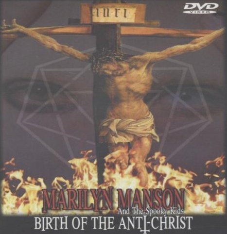 Marilyn Manson - Birth of the Anti-Christ -- via Amazon Partnerprogramm