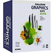 Corel: Corel Draw Graphics Suite 11 (PC/MAC) (11CGSPCMGER0)