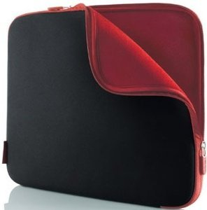 "Belkin neoprene sleeve 15.6"" black/red (F8N160eaBR)"