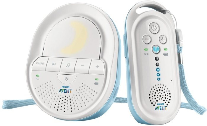 Philips Avent SCD505/00 Babyphone Digital