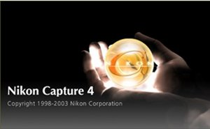 Nikon capture 4  Software (VSA55503)