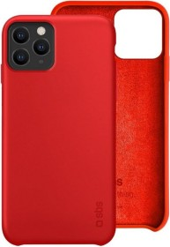SBS Mobile Polo One Cover für Apple iPhone 11 Pro rot (TEPOLOPROIP5819R)