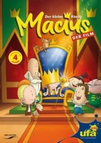 Der kleine König Macius - Der Film (DVD)
