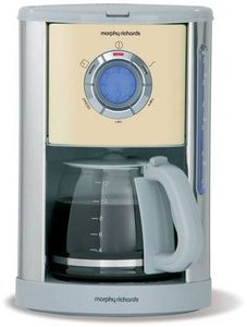 Morphy Richards Glen Dimplex Accents Café Mattino cream (47082)
