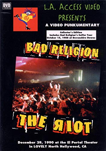 Bad Religion - The Riot -- via Amazon Partnerprogramm