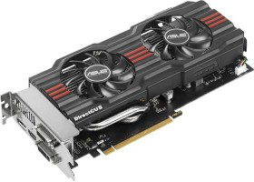 ASUS GeForce GTX 660 DirectCU II, GTX660-DC2-2GD5, 2GB GDDR5, 2x DVI, HDMI, DP (90YV0390-M0NA00)