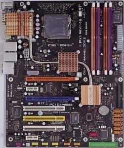 Elitegroup PX1 [dual PC2-6400U DDR2] (89-206-Q63111)
