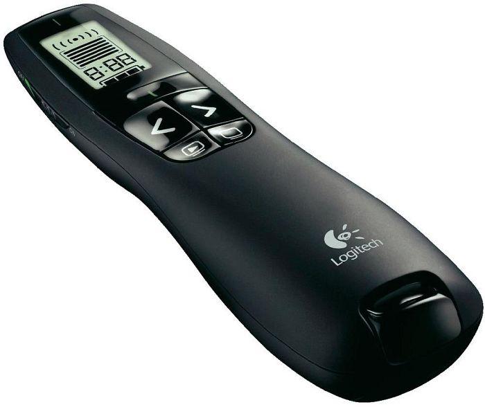 Logitech Professional Presenter R700, USB (910-003507)