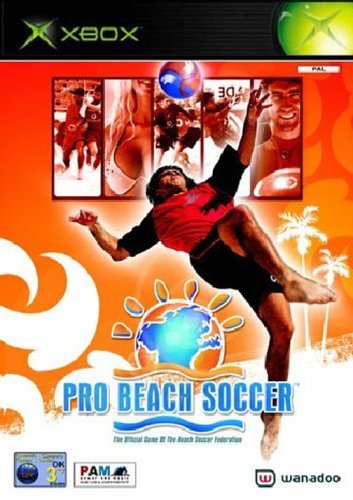 Pro Beach Soccer (niemiecki) (Xbox) -- via Amazon Partnerprogramm