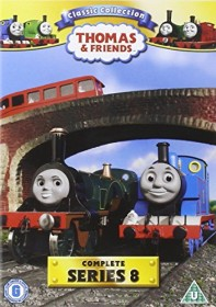 Thomas And Friends Season 8 (DVD) (UK)