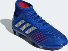 adidas Predator 19.1 FG bold blue/silver metallic/football blue (Junior) (CM8530)