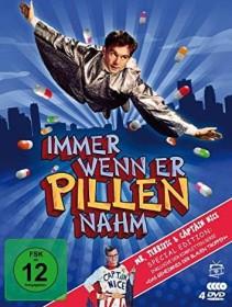 Immer wenn er Pillen nahm & Das Geheimnis der blauen Tropfen (Special Editions)