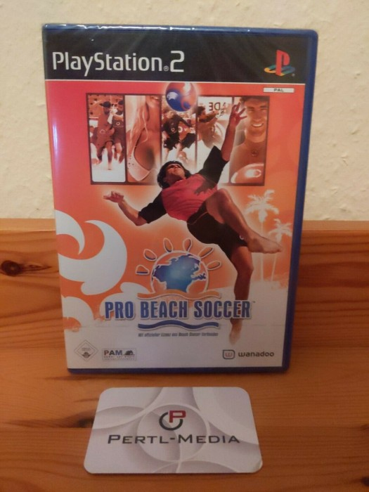 Pro Beach Soccer (German) (PS2) -- via Amazon Partnerprogramm