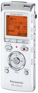 Panasonic RR-XS410 digital voice recorder