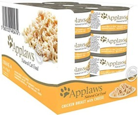 Applaws chicken and cheese 1.68kg (24x 70g)