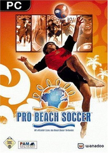 Pro Beach Soccer (deutsch) (PC) -- via Amazon Partnerprogramm