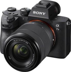 Sony Alpha 7 III schwarz mit Objektiv AF E 28-70mm 3.5-5.6 OSS (ILCE-7M3K)