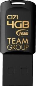 TeamGroup C171 schwarz 4GB, USB-A 2.0 (TC1714GB01)