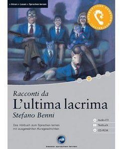 digital Publishing: Stefano Benni - Racconti da L'ultima lacrima - interactive audiobook (German/italian) (PC)