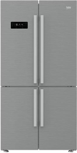 Beko GN 1416221 ZX French door