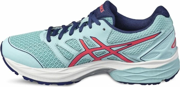Asics Gel-Pulse 8 aqua splash/flash coral/indigo blue (Damen) (T6E6N-6706)