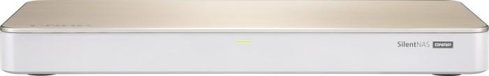 QNAP SilentNAS HS-453DX-8G, 8GB RAM, 1x 10GBase-T, 1x Gb LAN