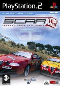 SCAR - Squadra Corse Alfa Romeo (deutsch) (PS2)