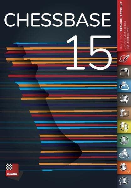 Chessbase Chessbase 15 - Megapaket (deutsch) (PC) -- via Amazon Partnerprogramm
