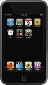 Apple iPod touch 16GB schwarz [1G] (MA627x/A)