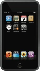 Apple iPod touch 16GB black (1G) (MA627*/A)