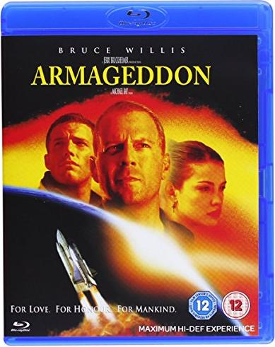 Armageddon (Blu-ray) (UK) -- via Amazon Partnerprogramm