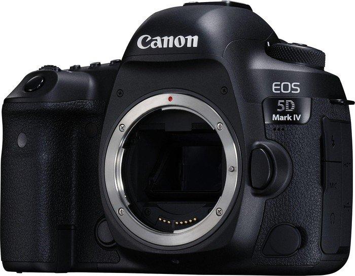Canon EOS 5D Mark IV schwarz Gehäuse (1483C025)