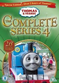 Thomas And Friends Season 4 (DVD) (UK)