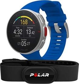 Polar Vantage V mit H10 Herzfrequenz-Sensor blau (90080284)