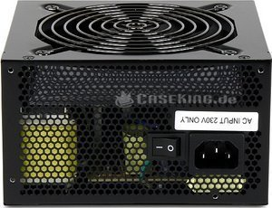 Cooler Master extreme Power Plus 460W ATX 2.3 (RS-460-PCAP) -- (c) caseking.de