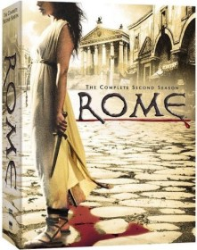 Rome Season 2 (DVD) (UK)